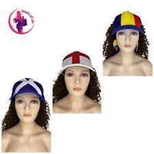 Espalda abierta, Gorra de Béisbol, Snapback Cap correr bandera europea impresión