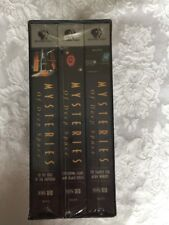 Mysteries Of Deep Space - Set -3 VHS Tapes - PBS - 1997 NEW IN SEALED BOX