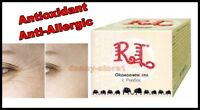 Cream with Roybos for Eye Contour Antioxidant and Anti-Allergic Grape Seed Oils