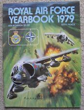RAF Royal Air Force Yearbook Vintage magazine Aviation Air Planes Jets RAF Badge