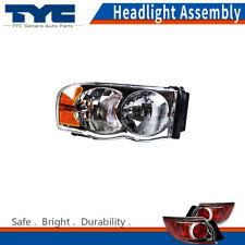 TYC Headlight Headlamps Assembly Right 1PC For Dodge Ram 1500 2002-2005