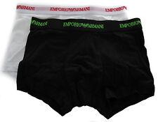 Bipack 2 boxer trunk EMPORIO ARMANI art.111210 4A717 taglia XL col.01610