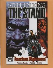 The Stand # 5 Stephen King Variant comic 1:25 NM+