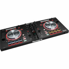 Numark - Mixtrack Pro 3 - DJ Controller for Serato DJ Built-in Sound Card -Black