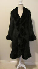 REAL MINK FUR COAT size M