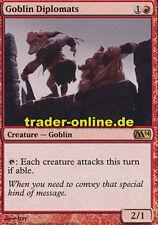 Goblin Diplomats (Goblin-Diplomaten) Magic 2014 M14 Magic