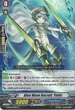 CARDFIGHT VANGUARD CARD: BLUE WAVE RECRUIT, YIOTIS - G-BT09/099EN C