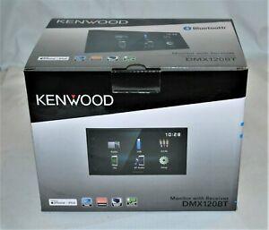 "Kenwood DMX120BT Digital Multimedia Receiver with 6.8"" WVGA Display NEW"