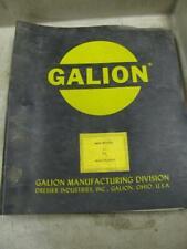 Galion Rp30 Road Planer Grader Shop Service Manual
