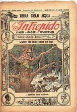 rivista L'INTREPIDO ANNO 1928 NUMERO 438