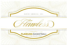 2016-17 Panini Flawless Basketball Hobby Box Break Hit Style 6 Auto
