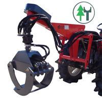 Rückezange RG200 Verladegreifer Forstzange