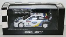 Coches de rally de automodelismo y aeromodelismo MINICHAMPS Ford escala 1:43