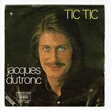 """Jacques DUTRONC Vinyle 45T 7"""" TIC TIC - ELLE EST SI ... Gainsbourg VOGUE 4086"""