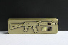 AK Gun Cigar Butane Gas Refillable Jet Flame Cigarette Lighter