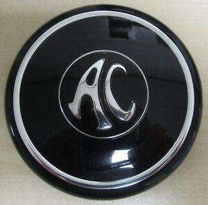 "AC Shelby Cobra Lenkrad Nabenabdeckung ""AC"" steering wheel center cap"