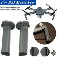 US  For DJI Mavic Pro Left/Right Front Arm Landing Gear Stand Leg Repair