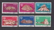 PANAMA - 477 - 477E - USED - 1967 - MEXICO OLYMPICS