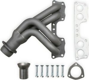 FLOWTECH SHORTY HEADER,NATURAL,75-81 TOYOTA CELICA,75-88 PICKUP W 20R,22R ENGINE