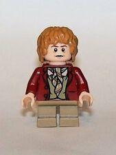 LEGO Lego Lord of The Rings Minifigure - Bilbo Baggins W/ Sword Sting and Ring