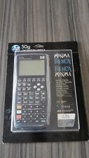 HP 50g Graphing Calculator Totally New - Open Packaging - No Batteries