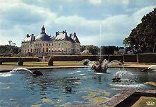BT7831 Chateau de Vaux le vicomte bassin de la couronne         France