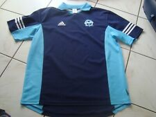 maillot adidas om marseille 2000 vintage taille l