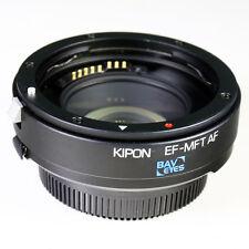 Kipon Baveyes 0.7x Auto Focus Adapter Canon EOS EF Lens to Micro 4/3 MFT OM-D G3