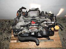01 05 SUBARU LEGACY FORESTER OUTBACK EJ25 ENGINE EGR SOHC EJ25