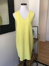 Lulus Yellow Short Shift Work Summer Juniors Small Dress