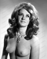 8x10 Print Sexy Model Pin Up Stripper 1960's Brunette Nudes #MOD323