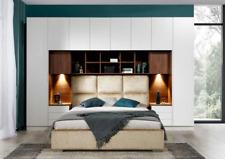 Bedroom Bed Wardrobe Beds Bedstead Upholstered Bed Bed Frame New