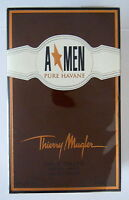 Thierry Mugler A MEN Pure Havane  100ml Eau de Toilette Vaporisateur  NEU Folie