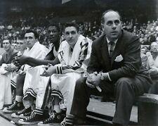 Red Auerbach Celtics Coach, 8x10 B&W Photo