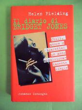 FIELDING HELEN. IL DIARIO DI BRIDGET JONES. SONZOGNO - COLLANA I ROMANZI 2001