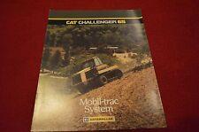 Caterpillar 65 Challenger Tractor Dealer's Brochure AEDA6612 LCOH
