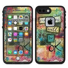 Skin Decal for Lifeproof iPhone 7 Plus Fre Case / Everything will be OK