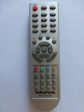 VAOVA FREEVIEW PVR RECORDER REMOTE CONTROL for DTV3100HDD