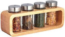 Rack & Jars Set