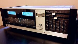 JR-S400 MARK II- LED LAMP KIT JVC STEREO & GRAPHIC EQUALIZER METERS RECEIVER