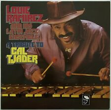 Louie Ramirez And His Latin Jazz Ensemble - A Tribute To Cal Tjader LP