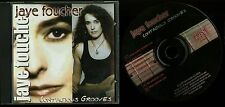 Jaye Foucher Contagious Grooves  CD hard guitar rock shred