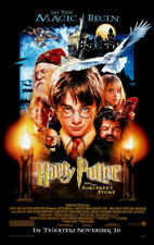 "Harry Potter - Sorcerer's Stone (11"" x 17"") Collector's Poster Print - B2G1F"