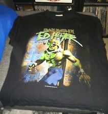 Iron Maiden Tour shirt Ed Hunter