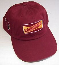 NWT Arizona Cardinals Annco Football NFL BASEBALL CAP HAT Deadstock Vintage RARE