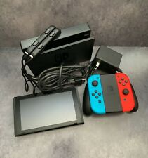 Nintendo Switch Console Red Blue Joy-Con Bundle 4 Games SOLD OUT EVERYWHERE