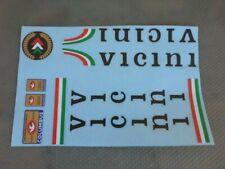 Kit adesivi compatibili Vicini Tricolore  old decal
