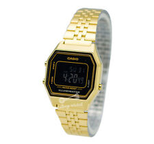 -Casio LA680WGA-1B Digital Watch Brand New & 100% Authentic