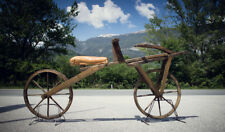 Laufrad / Holzrad / Oldtimer Fahrrad / Vintage / Boneshaker Velo / Retro