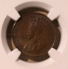 1935 CANADA One Cent NGC MS 63 BN - Bronze - Trends $65 in MS 63